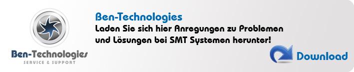 Lösungen bei SMT Systemen