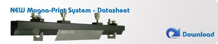 Magna-Print Datenblatt