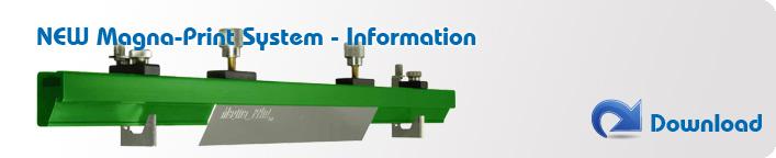 Magna-Print Information